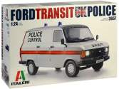 Italeri 1/24 3657 Ford Transit UK Police