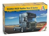 Italeri 1/24 3858 Scania R620 Topline New R Series