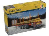 Italeri 1/24 3868 Timber Trailer