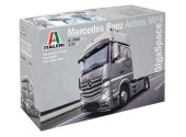 Italeri 1/24 3905 Mercedes Benz Actros MP4 GigaSpace