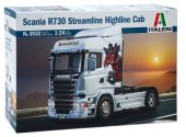 Italeri 1/24 3932 Scania R730 Streamline Highline Cab