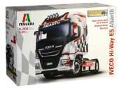 Italeri 1/24 3934 IVECO Hi-Way Abarth