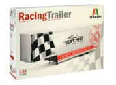 Italeri 1/24 3936 Top Cars Racing Trailer