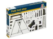 Italeri 1/35 419 Field Tool Shop