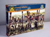 Italeri 1/72 6066 French Infantry - Napoleonic War