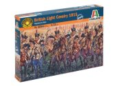 Italeri - Napoleonic Wars British Light Cavalry 1815 1/72 6094