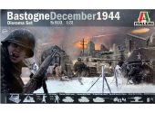 Italeri 1/72 6113 Battle of Bastogne 1944 Diorama Set