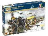 Italeri 1/72 6151 German Infantry (Winter uniform)