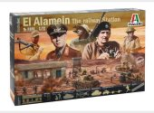 Italeri 1/72 6181 El Alamein - Battle at the Railway Station