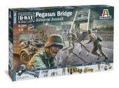 Italeri 1/72 6194 Pegasus Bridge D.Day 75 Ann.1944-2019 Battle Set