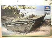 Italeri 1/35 6384 LVT-(A)1 Alligator