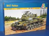 Italeri 1/35 6447 M47 Patton