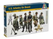 Italeri 1/35 6522 U.S Infantry on Board (D-Day)