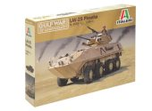 Italeri 1/35 6539 LAV-25 Piranha Gulf War 25th Annv