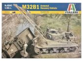 Italeri 1/35 6547 M32B1 Armoured Recovery Vehicle