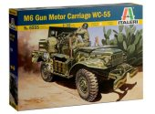 Italeri 1/35 6555 M6 Gun Motor Carriage WC-55