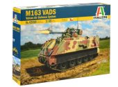 Italeri 1/35 6560 M163 VADS Vulcan Air Defense System
