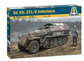 Italeri 1/72 7077 Sd.Kfz. 251/8 Ambulance