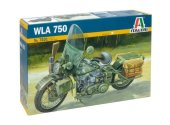Italeri 1/9 7401 US Army WWII Motorcycle
