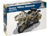 Italeri 1/9 7403 BMW R75 with Sidecar