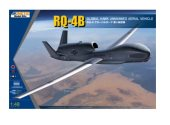 Kinetic 1/48 48084 RQ-4B Global Hawk (including markings for US, JAPAN, Korea)