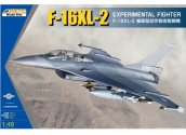 Kinetic 1/48 48086 F-16XL-2 Experimental Fighter