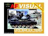 Letterman Publications na 018 AF Visuals - Late War US Armor