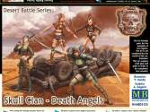 Master Box 1/35 Skull Clan - Death Angels - Desert Battle Series 35122