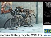 Master Box 1/35 35165 German Military Bicycle WWII Era