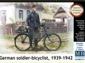 Master Box 1/35 German Soldier Cyclist 1939 -1942 35171