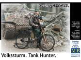 Master Box 1/35 35179 Volkssturm - Tank Hunter - Germany 1944 - 1945