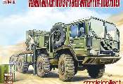 Model Collect 1/72 72121 German MAN KAT1M1013 8*8 HIGH-Mobility off-road truck