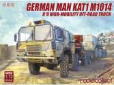 Model Collect 1/72 72132 MAN KAT1 M1014 8x8 High Mobility Off Road Truck