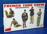Miniart 1/35 35105 French Tank Crew Date: 00's
