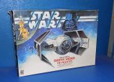 "Denys Fisher 7"" - Star Wars - Darth Vaders Tie Fighter Date: 70's"