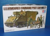 Tamiya 1/35 35071 M577 Command Post Car Date: 00's