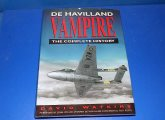 Sutton - - De Havilland Vampire - The Complete History - David Watkins Date: 1996