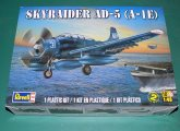 Revell 1/48 5327 AD-5 Skyraider Date: 00's