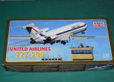 Minicraft 1/144 14465 Boeing 727-200 United Airlines Date: 00's