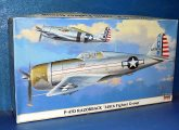 Hasegawa 1/48 09615 P-47D Razorback 348th Fighter Group Date: 00's