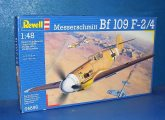 Revell 1/48 04656 Bf109 F-2/4 Date: 00's
