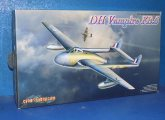 Dragon 1/72 5085 Dh Vampire FB5 Date: 00's