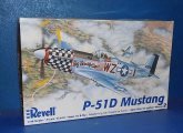Revell 1/48 5241 P-51D Mustang Date: 00's