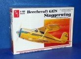 AMT 1/48 T638 Beechcraft G17S Staggerwing Date: 90's