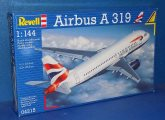Revell 1/144 04215 Airbus A319 Date: 00's