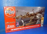 Airfix 1/72 50138 Lancaster B.III Special Dambusters (No Paints / Glue) Date: 00's