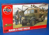 Airfix 1/48 03312 Albion 3 Point Fueller Date: 00's
