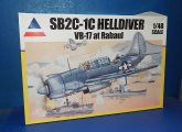 Accurate Miniatures 1/48 480405 SB2C-1C Helldiver VB-17 Date: 00's