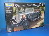 Revell 1/35 03235 German G4 Staff Car Date: 00's