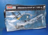 Monogram 1/48 5933 Me Bf110G-4 (Cracked Decals) Date: 90's